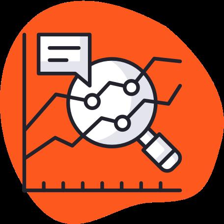 Data Analysis & tracking logo